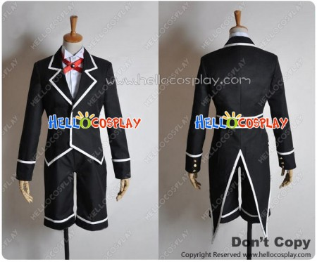 Vocaloid Cosplay Bad End Night Len Costume