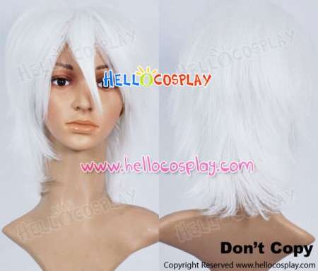 New Future City No.6 Cosplay Shion Wig