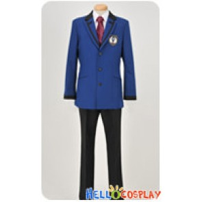 Tokimeki Memorial Girls Side 3rd Story Cosplay Ruka Sakurai Uniform Costume