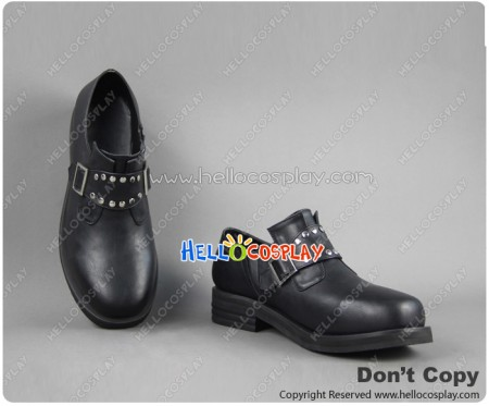 Final Fantasy VIII 8 Cosplay Squall Leonhart Shoes