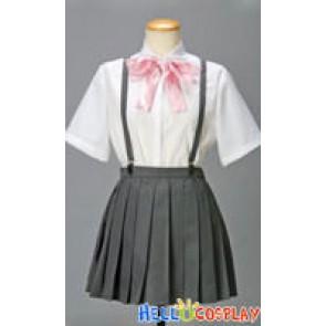 Higurashi no Naku Koro ni Cosplay Furude Rika Costume