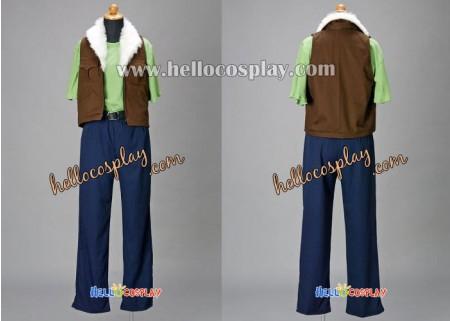Mobile Suit Gundam 00 Lockon Stratos Cosplay Costume