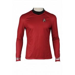 Star Trek Into Darkness Spock Cosplay Costume