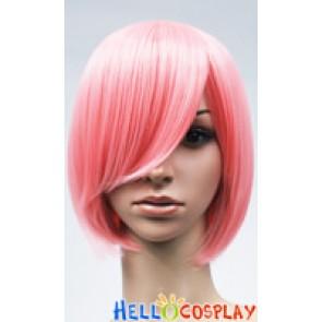 Light Pink Bobo Cosplay Short Wig