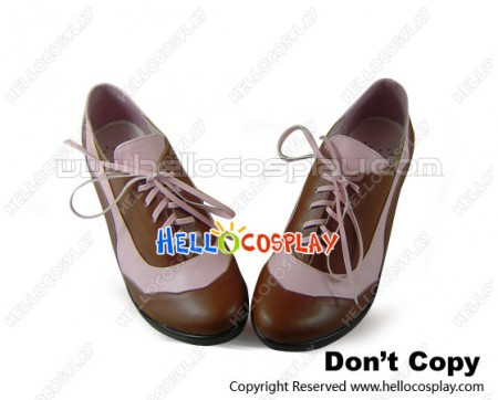 Little Busters Cosplay Shoes Natsume Rin Shoes