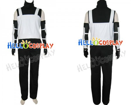 Naruto Kakashi Hatake Cosplay Costume