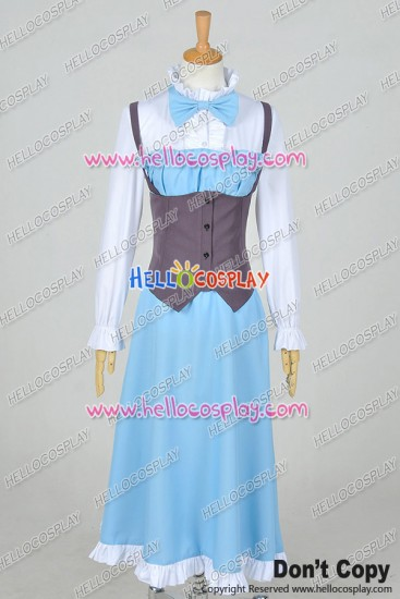 Akame Ga Kill Cosplay Aria Dress Costume