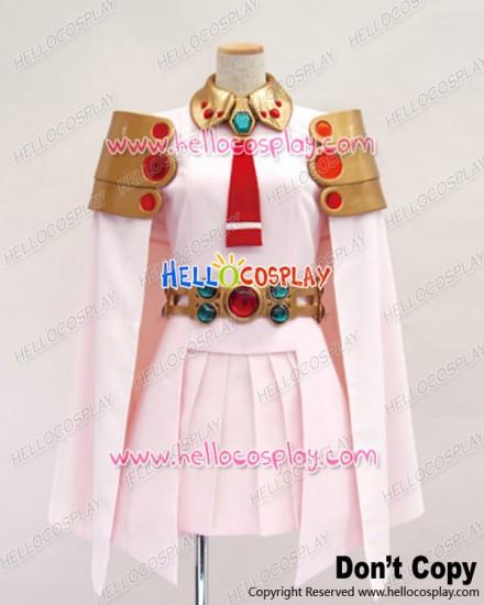 Tengen Toppa Gurren Lagann Cosplay Nia Teppelin Dress Costume