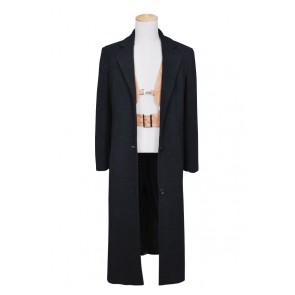 Leon: The Professional Leon Coat Vest Costume