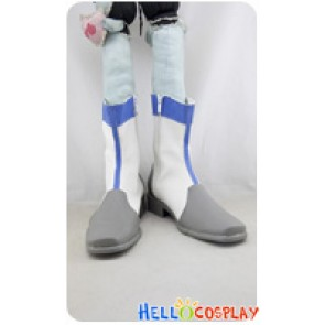 Ace Attorney Cosplay Shoes Athena Cykes Short Boots