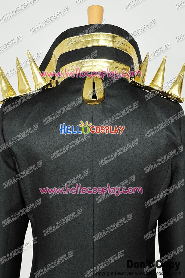 kill la kill cosplay uzu sanageyama final uniform costume