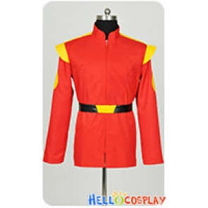 Futurama Cosplay Captain Zapp Brannigan Costume Jacket