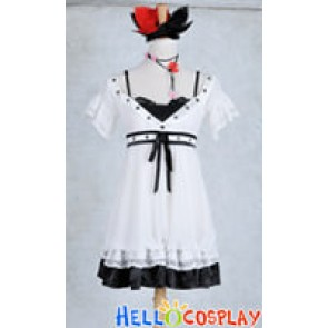 Vocaloid Cosplay World Is Mine Miku Costume Dress