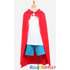 Inazuma Eleven Cosplay Yuuto Kidou Costume