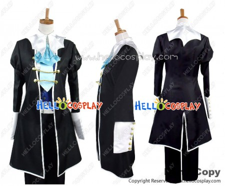Vocaloid Cosplay Project Diva Kaito Prince Costume