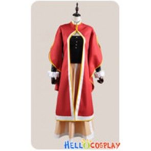 Maoyu Archenemy And Hero Cosplay Demon King Mao Costume