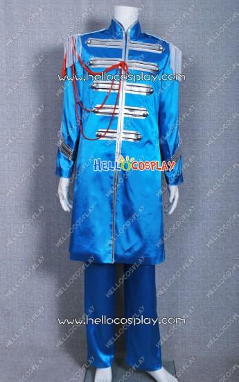 The Beatles Sgt Pepper Costume Sir James Paul McCartney Costume
