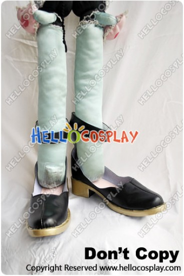 Mawaru-Penguindrum Cosplay Masako Natsume Shoes