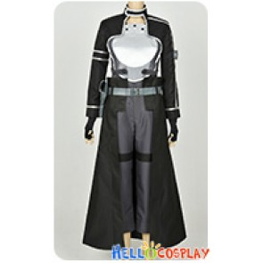 Sword Art Online Ⅱ 2 Gun Gale Online GGO Cosplay Kirito Kazuto Kirigaya Female Uniform Costume