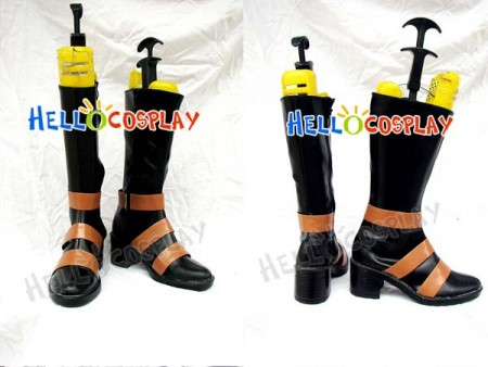 Black Butler Undertaker Boots