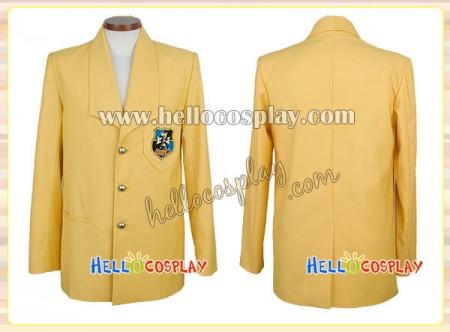 Clannad Cosplay Costume School Boy Uniform