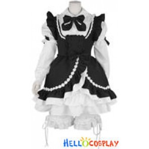 Cosplay Classical Girl Lolita Dress