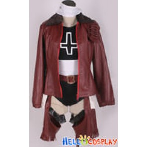 Burst Angel Cosplay Jo Costume