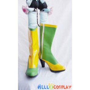 Final Fantasy Cosplay Shoes Kefka Boots