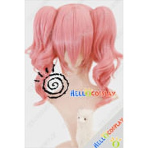 Inu X Boku SS Cosplay Karuta Roromiya Red Wig