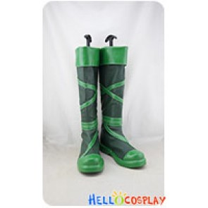 Saint Seiya Cosplay Shoes Mime Boots
