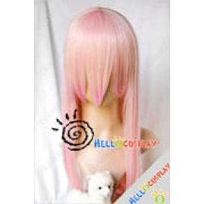 Vocaloid Cosplay Megurine Luka Pink Wig