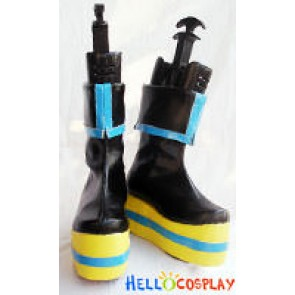Vocaloid 2 Cosplay Project Diva 2 Ver Hatsune Miku Boots