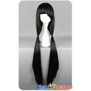 Date A Live Cosplay Kurumi Tokisaki Wig Black