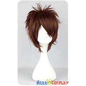 Shiki Toshio Ozaki Cosplay Wig