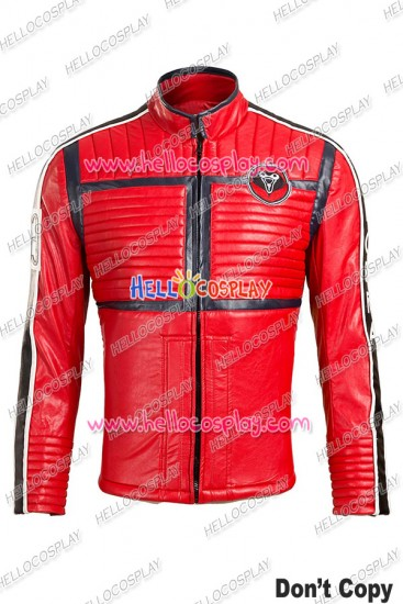 My Chemical Romance Bassist Mikey Way Cosplay Costume Jacket