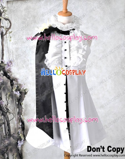Vocaloid 2 Cosplay Camellia Rin Costume Dress