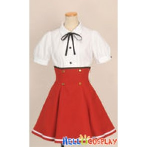 Mayoi Neko Overrun Cosplay Girl Uniform