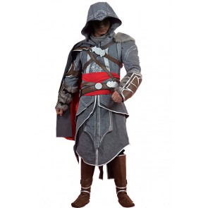 Assassins Creed Answers Cosplay Costume