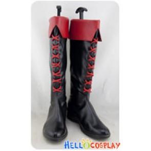 Gintama Silver Soul Cosplay Kagura Boots