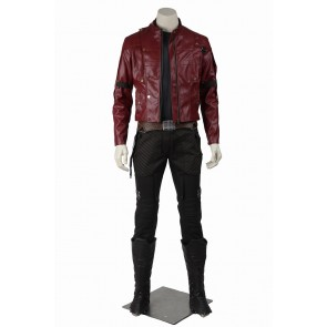 Guardians of the Galaxy Star Lord Cosplay Costume