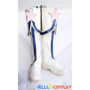 Vocaloid 2 Cosplay Shoes SF A2 Miki Boots