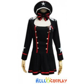 Angel Feather Cosplay Policewoman DS Show Dress