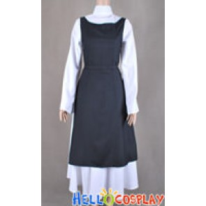 Vocaloid Rin Kagamine Cosplay Costume Monastery Dress