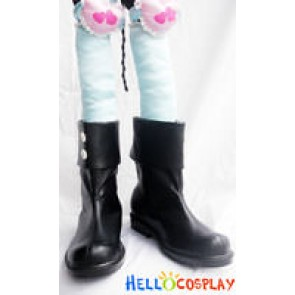 Angel Beats! Cosplay Yuzuru Hatsune Boots