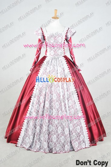 Lolita Dress Victorian Lolita Renaissance Colonial Wedding Gothic Cosplay Costume