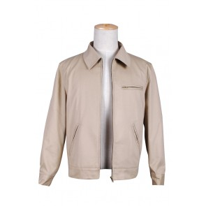 Smallville Clark Kent Cosplay Tan Beige Jacket Coat Costume