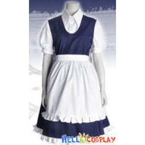 Girl Cosplay Maid Dress