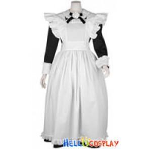 Cosplay Girl Maid Dress