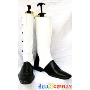 Black Butler Cosplay Leader Of Noah's Ark Circus Boots