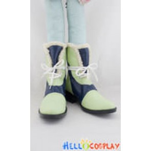 Dramatical Murder Shoes Noiz Cosplay Boots